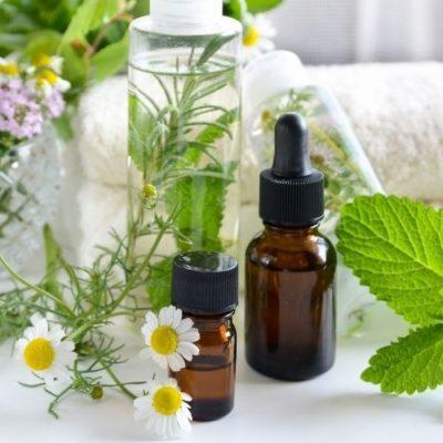 les ingrédients naturels pour la cosmétique