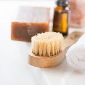brosse pour le visage naturel