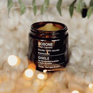 demaquiller, bobone, cosmétique, visage, huile de jojoba