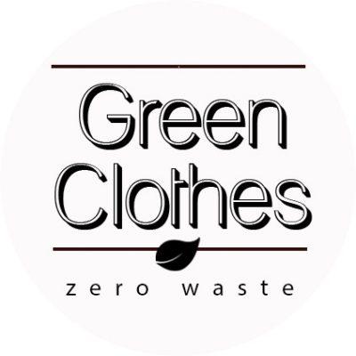 tissus recyclé et réutilisable zéro déchets